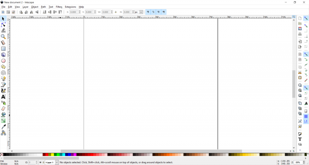 The Inkscape Interface